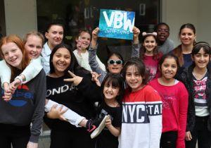 Unterstützung durch die VBW Stiftung