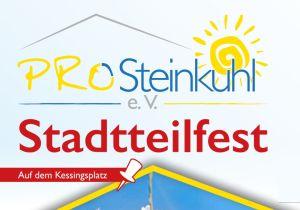 Pro Steinkuhl e. V. Stadtteilfest am 30. und 31. August 2019