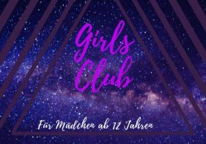 Girls Club im Multifunktionsraum der IQ