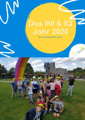 INI & IQ Jahresrückblick 2020